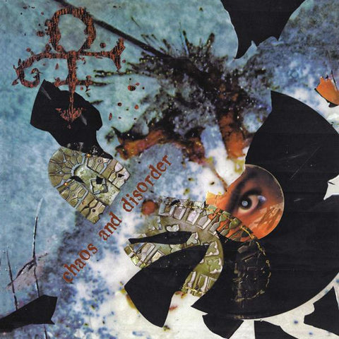 <b>The Artist (Formerly Known As Prince) </b><br><i>Chaos And Disorder [Purple Vinyl]</i>