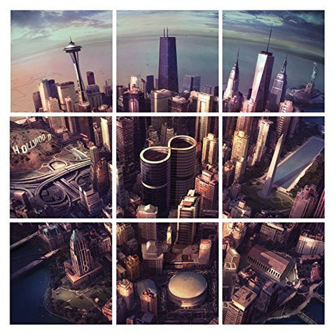 <b>Foo Fighters </b><br><i>Sonic Highways</i>