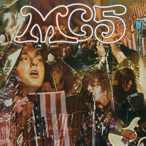 <b>MC5 </b><br><i>Kick Out The Jams</i>