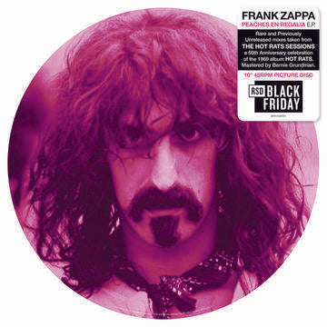 "<b>Frank Zappa </b><br><i>Peaches En Regalia [10""]</i>"
