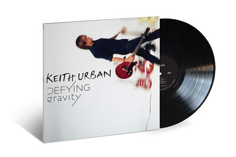 <b>Keith Urban </b><br><i>Defying Gravity</i>