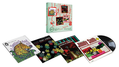 <b>Various </b><br><i>Verve Wishes You A Swinging Christmas [4-lp Box Set]</i>