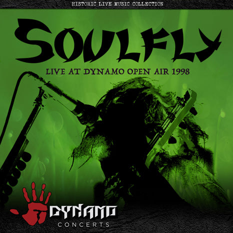 <b>Soulfly </b><br><i>Live At Dynamo Open Air 1998</i>