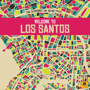 <b>Alchemist, The And Oh No </b><br><i>Welcome To Los Santos</i>