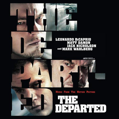 <b>Various </b><br><i>Music From The Motion Picture The Departed [Green Vinyl]</i>