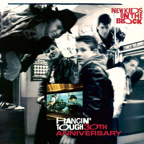 <b>New Kids On The Block </b><br><i>Hangin' Tough [Picture Disc]</i>