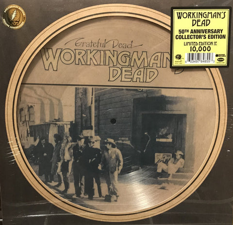 <b>The Grateful Dead </b><br><i>Workingman's Dead [Picture Disc]</i>