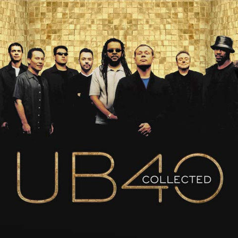 <b>UB40 </b><br><i>Collected [Import]</i>