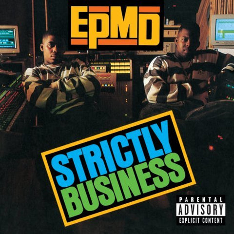 <b>EPMD </b><br><i>Strictly Business</i>