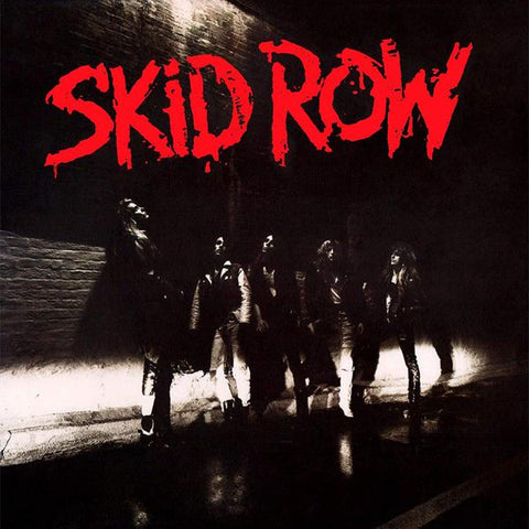 <b>Skid Row </b><br><i>Skid Row [Red Vinyl]</i>