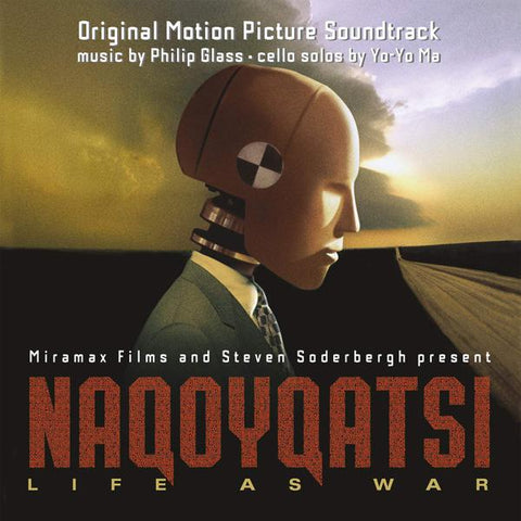 <b>Philip Glass, Yo-Yo Ma </b><br><i>Naqoyqatsi: Life As War (Original Motion Picture Soundtrack) [Import]</i>