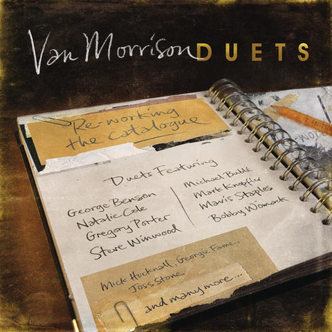 <b>Van Morrison </b><br><i>Duets: Re-working The Catalogue</i>