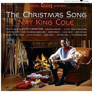 <b>Nat King Cole </b><br><i>The Christmas Song</i>