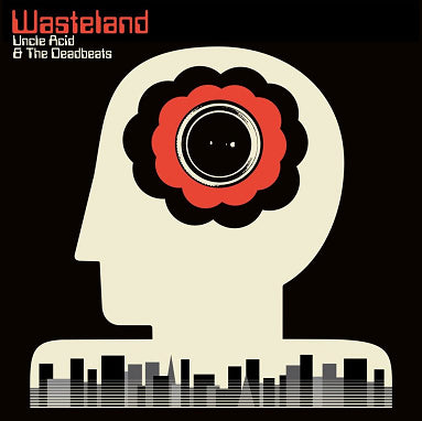 <b>Uncle Acid & The Deadbeats </b><br><i>Wasteland [Indie-Exclusive Black Sparkle Vinyl w/ Iron On T-shirt Transfer] </i><br>Release Date : 10/12/2018