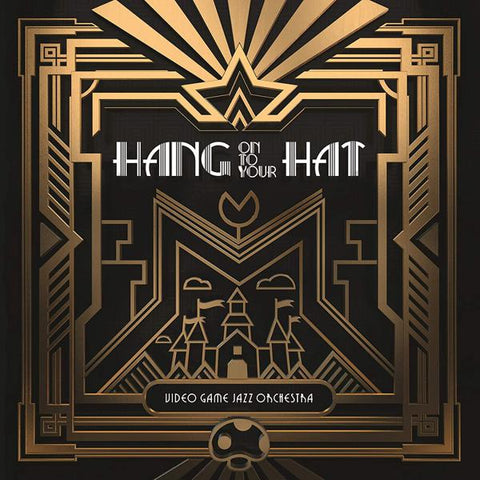 <b>Video Game Jazz Orchestra </b><br><i>Hang On To Your Hat [Black Vinyl]</i>