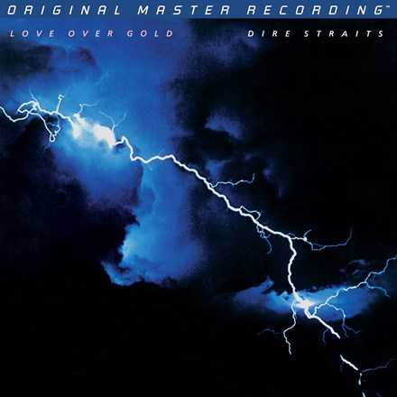 <b>Dire Straits </b><br><i>Love Over Gold [2LP, 45 RPM]</i>