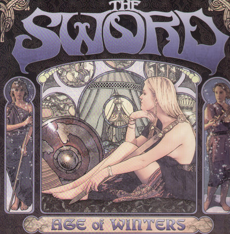 <b>The Sword </b><br><i>Age Of Winters</i>