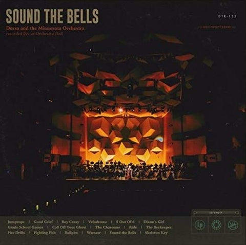 <b>Dessa / Minnesota Orchestra </b><br><i>Sound The Bells: Recorded Live At Orchestra Hall</i>