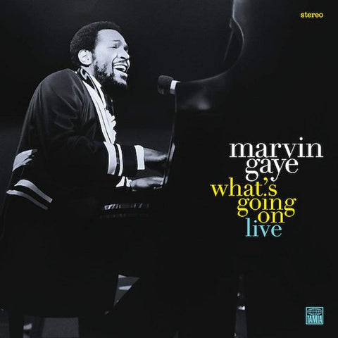 <b>Marvin Gaye </b><br><i>What's Going On Live</i>