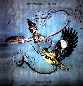 <b>Jason Isbell And The 400 Unit </b><br><i>Here We Rest</i>