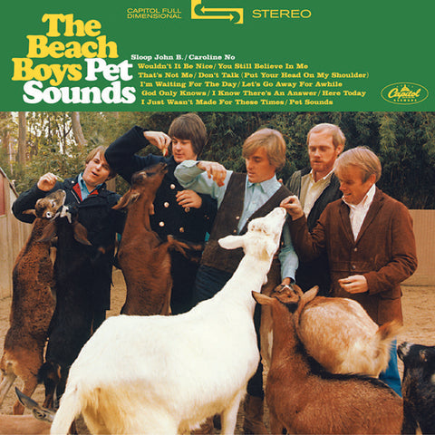 <b>The Beach Boys </b><br><i>Pet Sounds [2LP, 45 RPM, Stereo]</i>