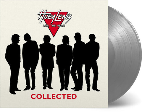 <b>Huey Lewis & The News </b><br><i>Collected [Import] [Silver Vinyl]</i>
