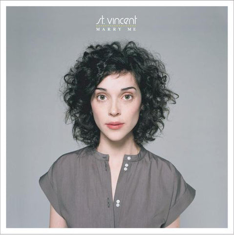 <b>St. Vincent </b><br><i>Marry Me</i>