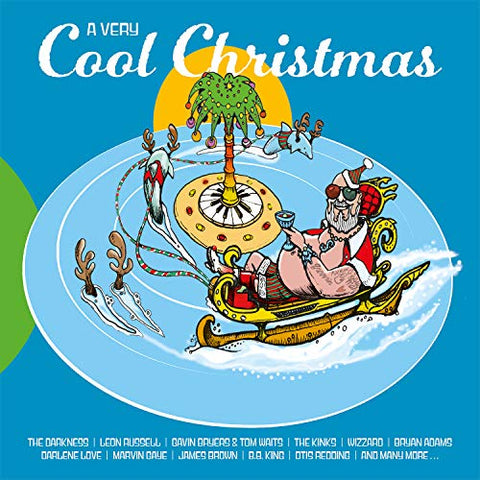 <b>Various </b><br><i>A Very Cool Christmas [Red & Green Vinyl] [import]</i>
