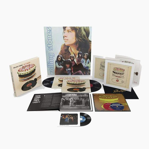 "<b>The Rolling Stones </b><br><i>Let It Bleed (50th Anniversary Edition) [2 LP / 2 CD / 7""] [Deluxe Box Set] </i><br>Release Date : 11/01/2019"