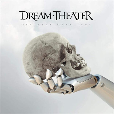 <b>Dream Theater </b><br><i>Distance Over Time [Silver Smoke Swirl Vinyl]</i>