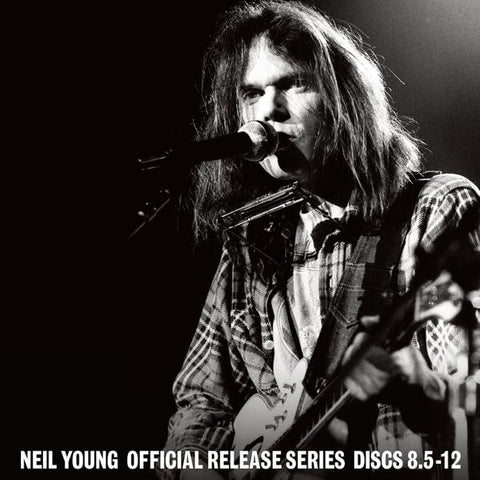 <b>Neil Young </b><br><i>Official Release Series Discs 8.5-12 [6LP Box Set]</i>