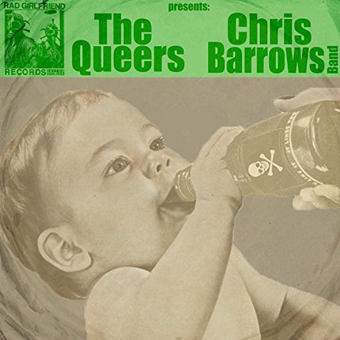 <b>The Queers / Chris Barrows Band </b><br><i>Split EP</i>