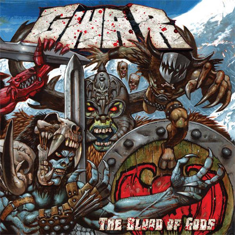 <b>Gwar </b><br><i>The Blood Of Gods [Ten Bands One Cause Pink Vinyl]</i>