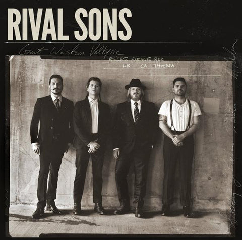<b>Rival Sons </b><br><i>Great Western Valkyrie</i>
