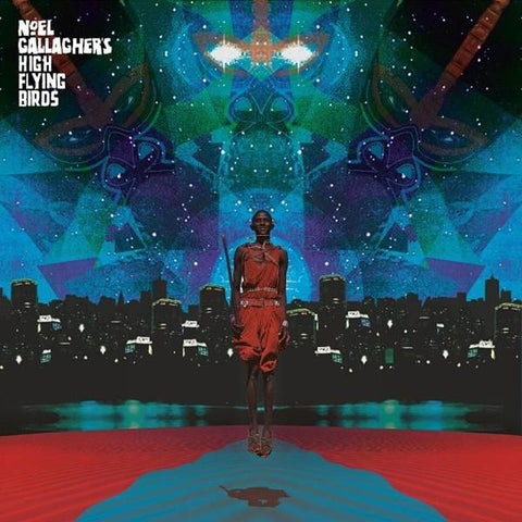 "<b>Noel Gallagher's High Flying Birds </b><br><i>This Is The Place [12"", Colored Vinyl]</i>"
