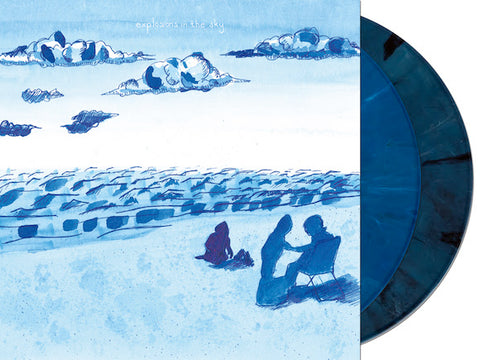 <b>Explosions In The Sky </b><br><i>How Strange, Innocence [Light & Dark Blue Mixed Color Vinyl]</i>