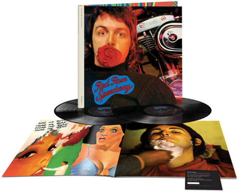 <b>Paul McCartney & Wings </b><br><i>Red Rose Speedway</i>