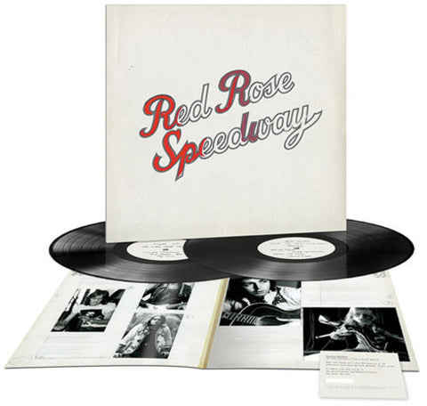 <b>Paul McCartney & Wings </b><br><i>Red Rose Speedway [Reconstructed]</i>