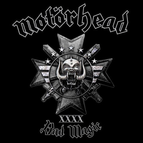 <b>Motorhead </b><br><i>Bad Magic</i>