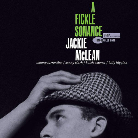 <b>Jackie McLean </b><br><i>A Fickle Sonance [Blue Note 80th Anniversary Series]</i>