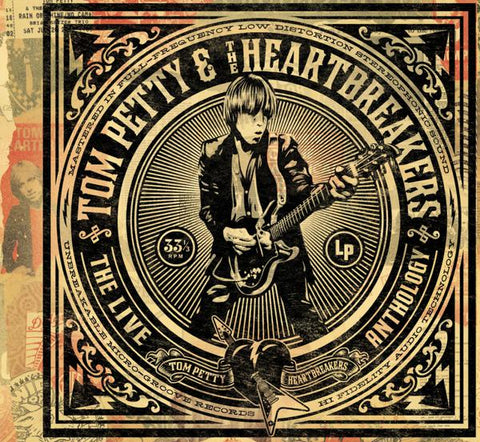 <b>Tom Petty & The Heartbreakers </b><br><i>The Live Anthology [7LP Box Set]</i>