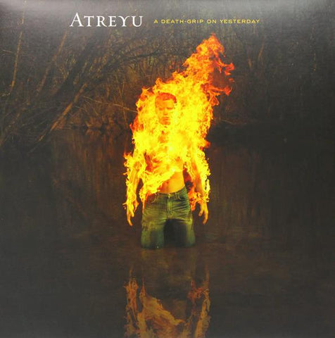 <b>Atreyu </b><br><i>A Death-Grip On Yesterday</i>