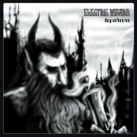 <b>Electric Wizard </b><br><i>Dopethrone [Gold Sparkle Vinyl]</i>