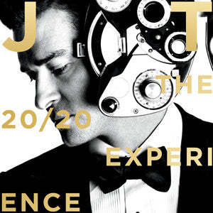 <b>Justin Timberlake </b><br><i>The 20/20 Experience</i>