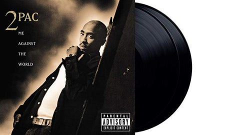 <b>2Pac </b><br><i>Me Against The World</i>