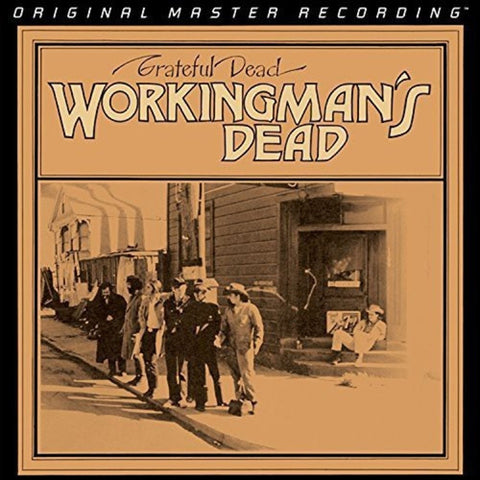<b>Grateful Dead </b><br><i>Workingman's Dead [2LP,  45 RPM]</i>