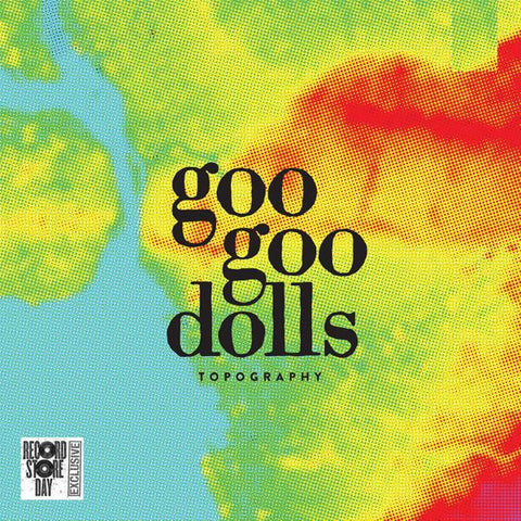 <b>Goo Goo Dolls </b><br><i>Topography [5LP Box Set]</i>