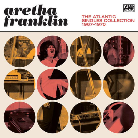 <b>Aretha Franklin </b><br><i>The Atlantic Singles Collection 1967-1970 [2LP]</i>