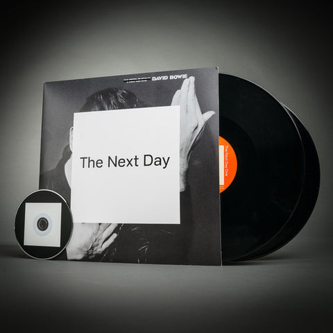 <b>David Bowie </b><br><i>The Next Day</i>