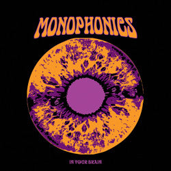 <b>Monophonics </b><br><i>In Your Brain [Black Vinyl]</i>